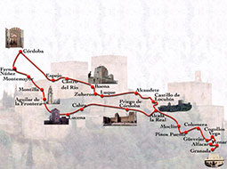 Caliphate Route  - Spanish